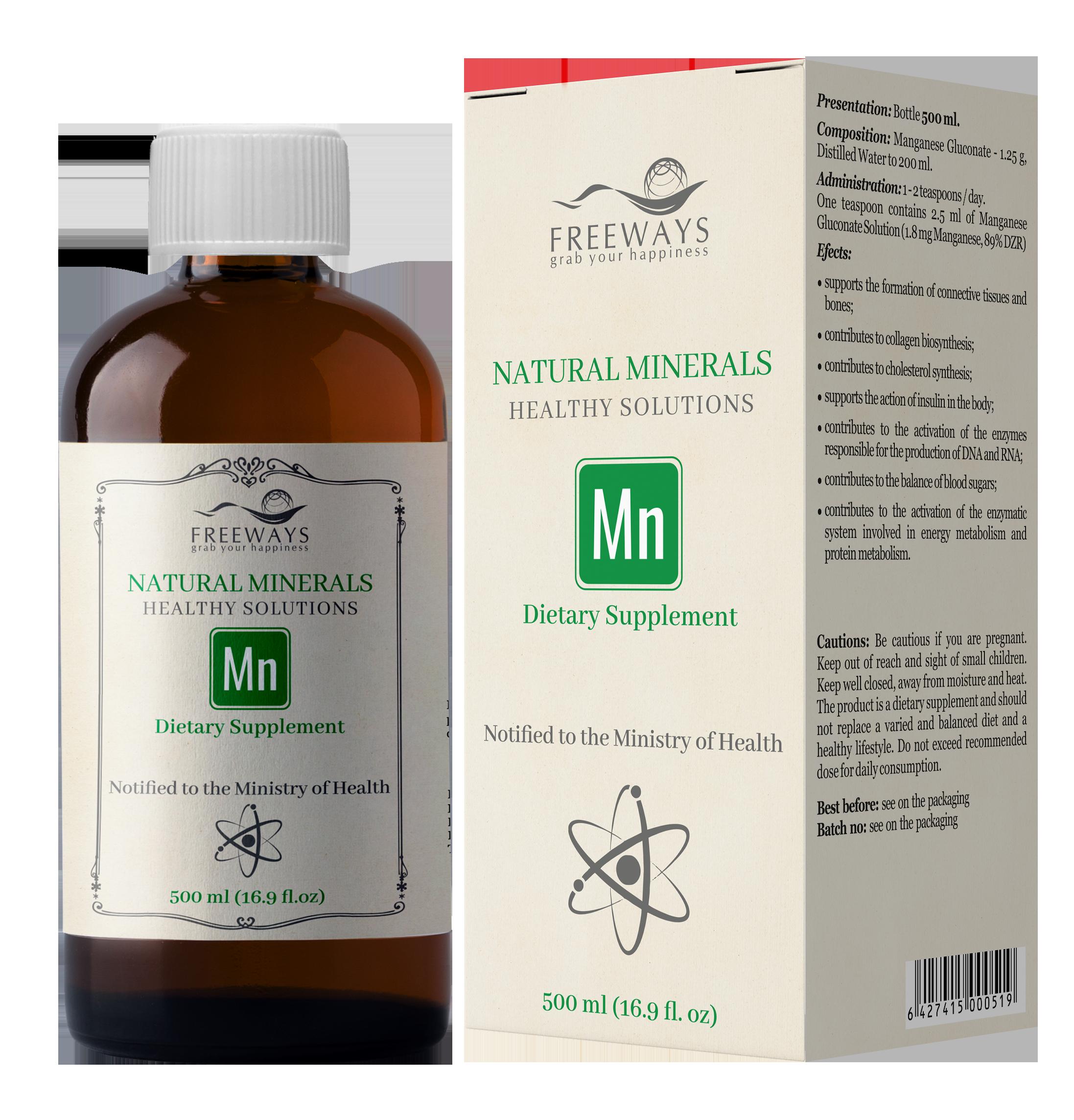 Manganese (500 ml)