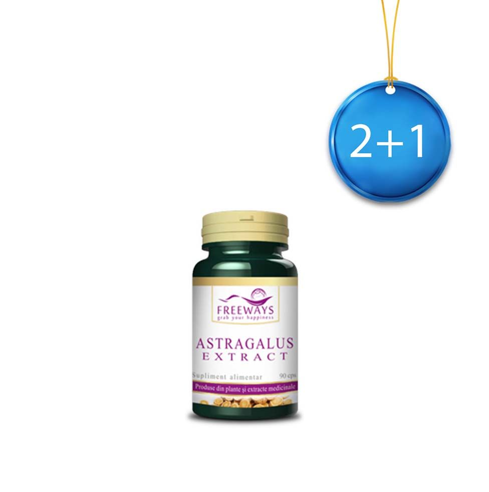 Astragalus Extract (90 cps) 2+1