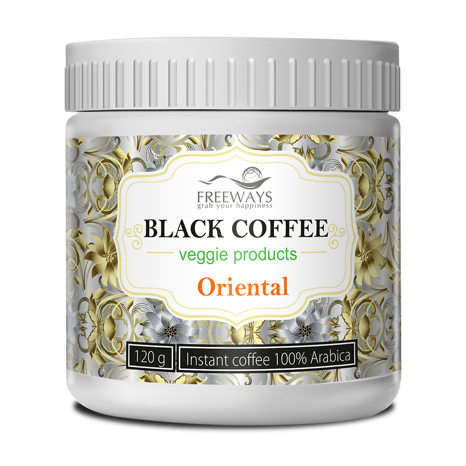 BLACK COFFEE Oriental (120 g)