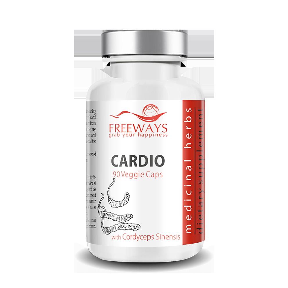 CARDIO (90 veg cps)