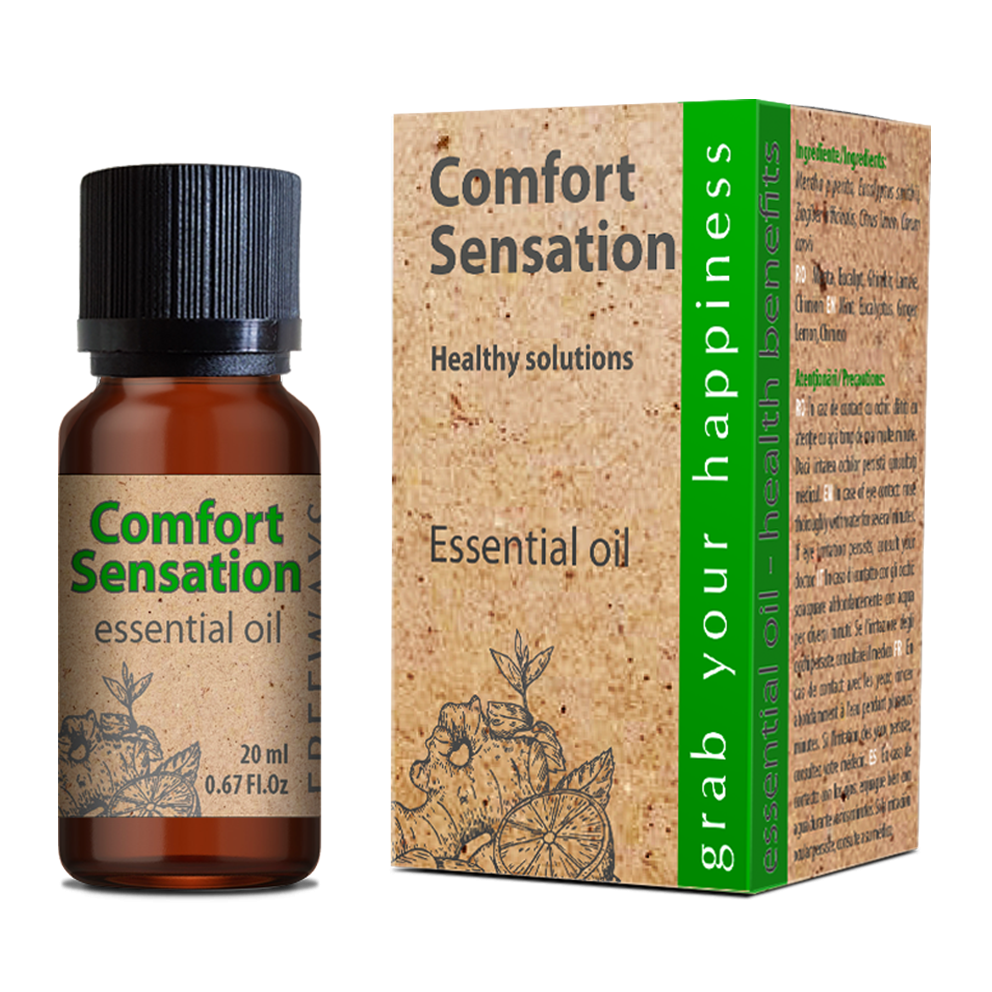 Comfort Sensation essential oil 20 ml