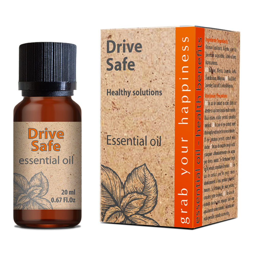 Drive Safe essential oil 20 ml