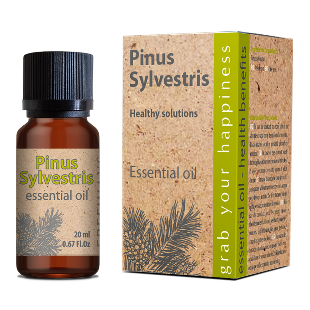 Pinus Sylvestris essential oil 20 ml