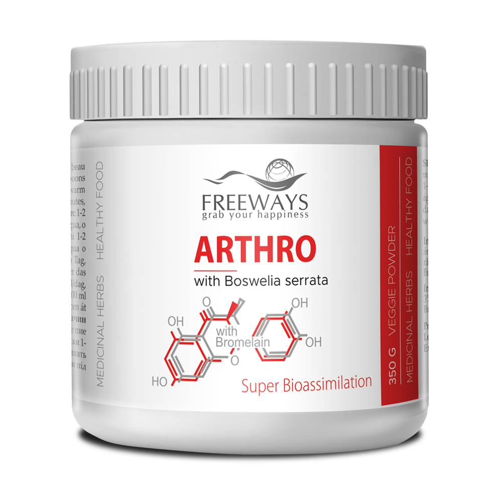 ARTHRO with Bromelain (350 g)