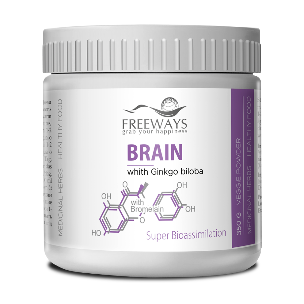 BRAIN with Bromelain (350 g)