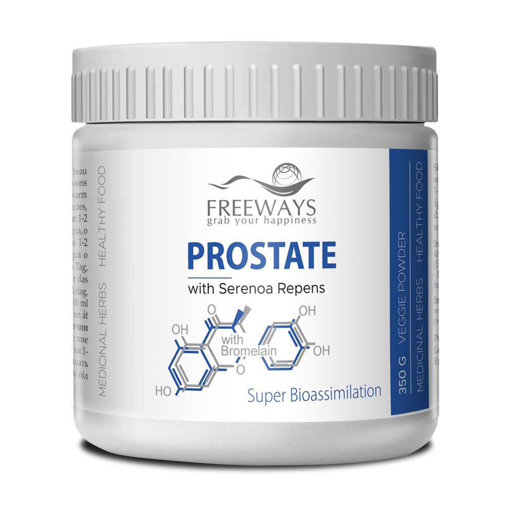 PROSTATE with Bromelain (350 g)