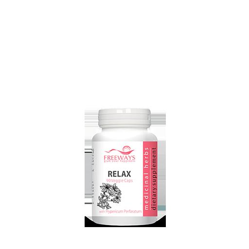 RELAX (90 cps veg)