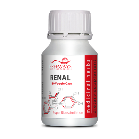 RENAL with Bromelain (180 cps)