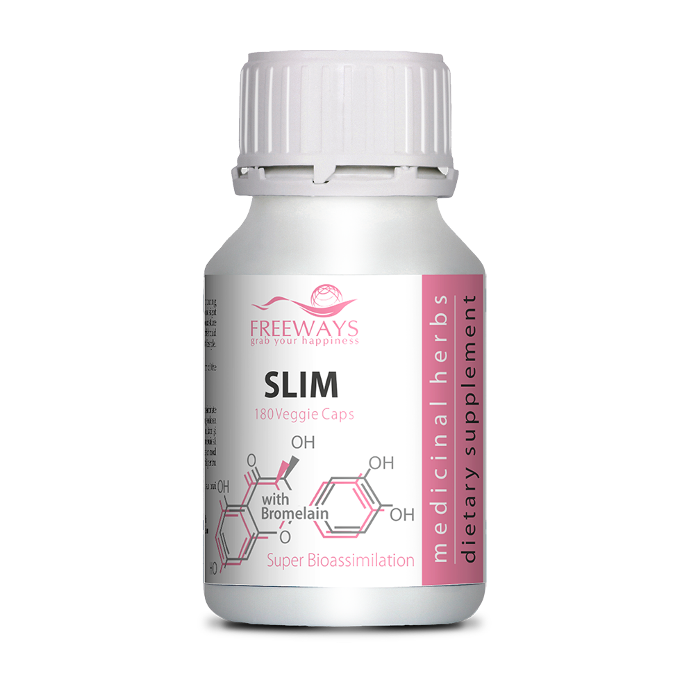 SLIM with Bromelain (180 g)