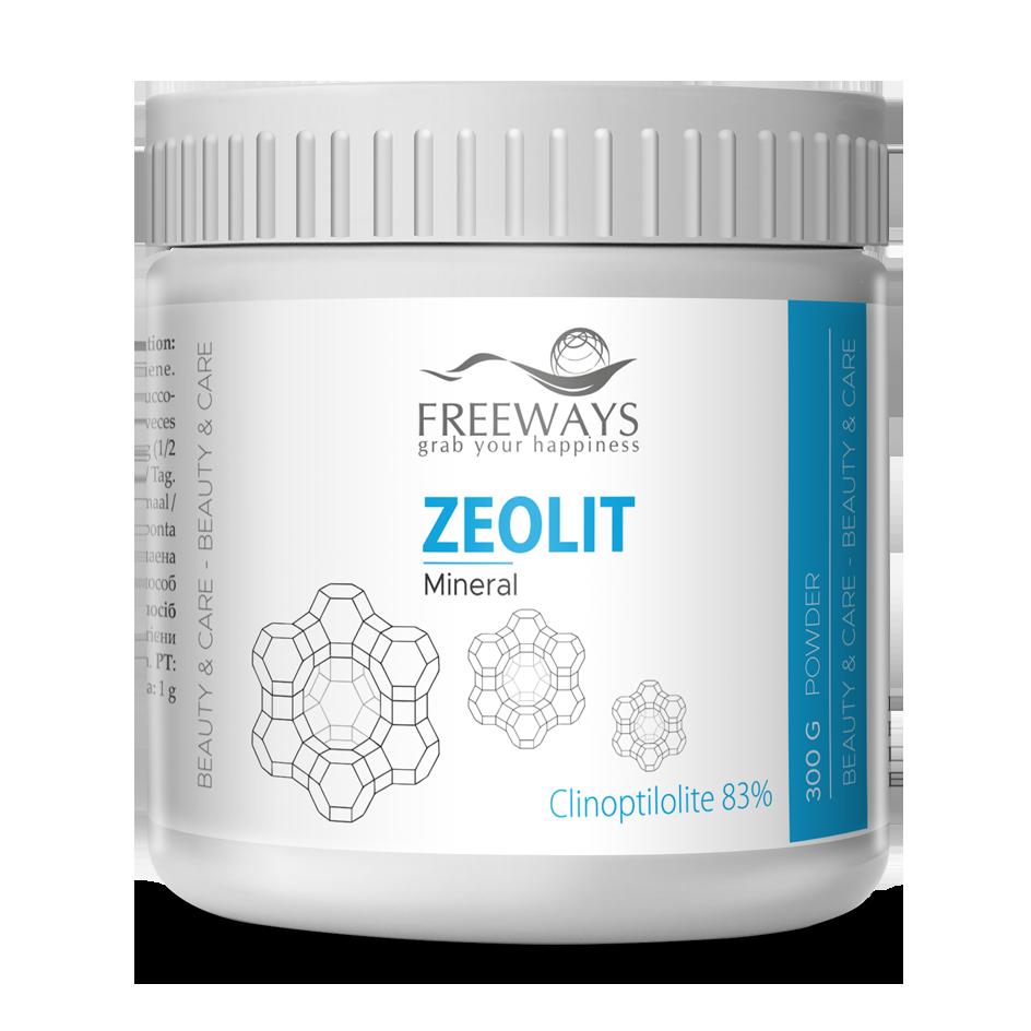 Mineral Zeolite Powder (300 g)